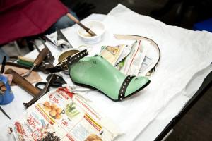 Genesis, Artigianato Creativo_Forma per calzature_Ph. Marco Barbaro