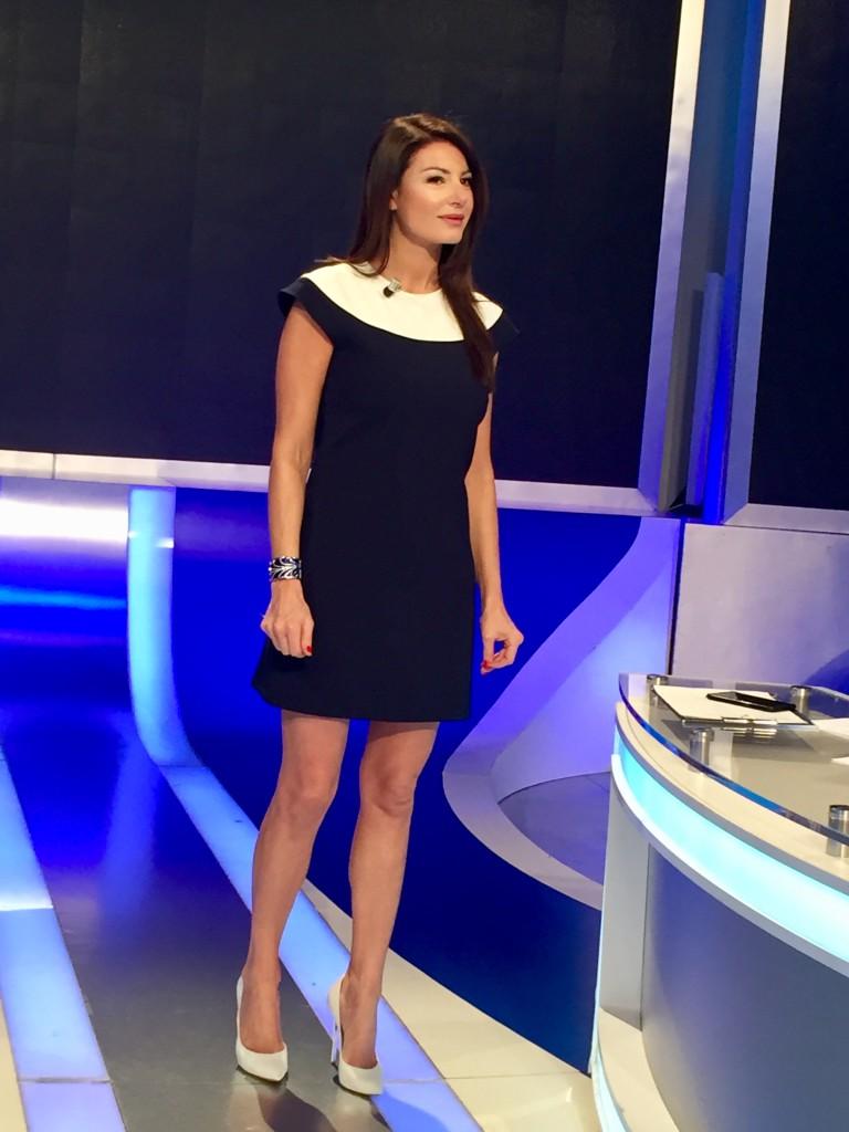 Ilaria Damico in Tara Jarmon