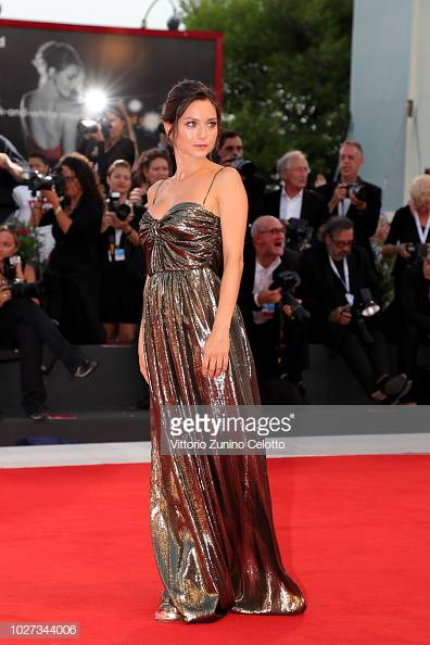 22 July Red Carpet Arrivals - 75th Venice Film Festival