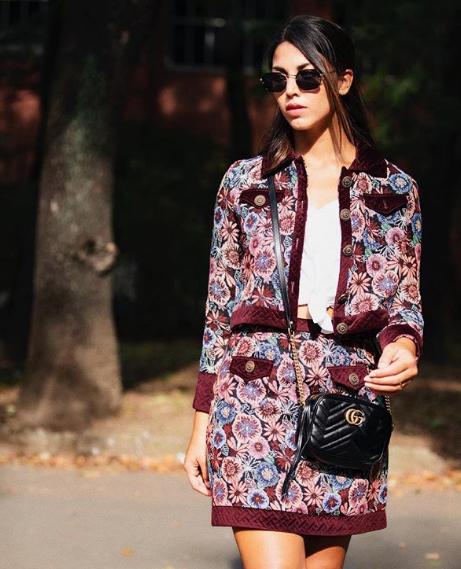 Total look Paperlace per Alessia Sica