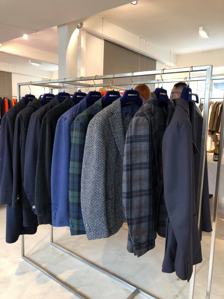 Santaniello F/W 19-20 collcections
