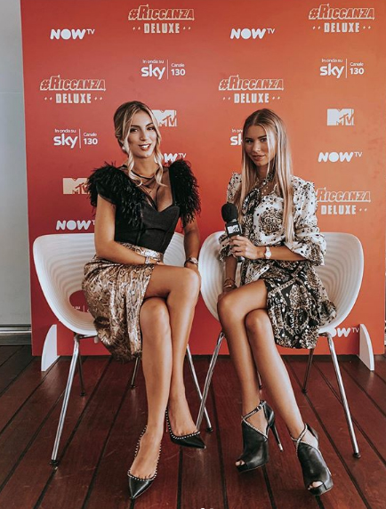 Total look Managno per le Sistercash