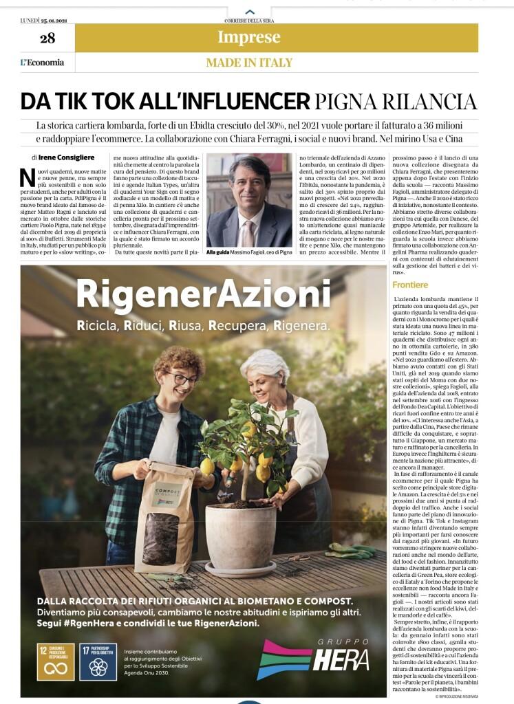 CORSERA ECONOMIA intervista (1)
